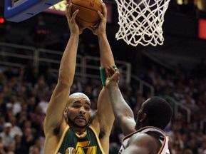 NBA: Юта вириває перемогу у Клівленда