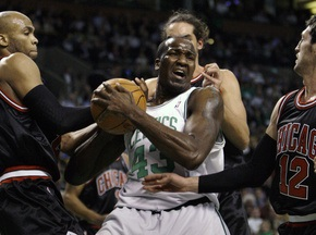 NBA: Бостон взяли на рога