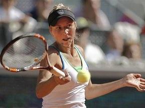Хобарт WTA: Алена Бондаренко выходит в полуфинал