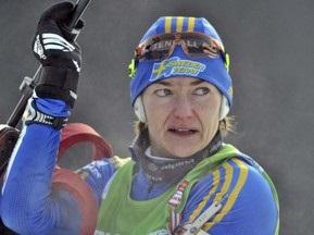 Рупольдинг: Олофссон-Зидек выигрывает спринт
