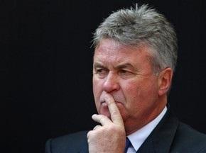 Агент Хіддінка спростував домовленість тренера з Ювентусом