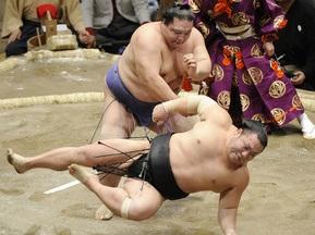 Побит вечный рекорд сумо