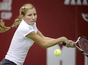 Алена Бондаренко вышла в четвертьфинал турнира в Хобарте