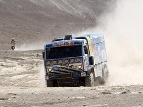 Дакар-2010: Чагину покорился очередной этап