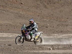 Дакар-2010: Кома выиграл шестой этап в зачете мотоциклов