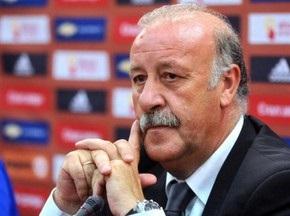 IFFHS: Дель Боске стал лучшим тренером сборных в мире