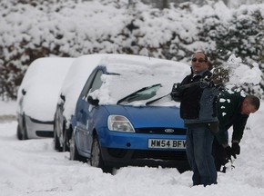 В Англії скасували ще один матч через складні погодні умови