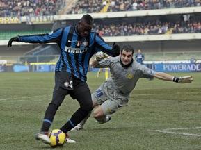 Серия А: Милан разгромил Дженоа, Интер с трудом победил Кьево
