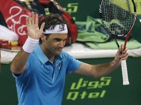 Доха ATP: Федерер розпочав з перемоги