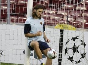 Чигринский помог Севилье одолеть Барселону в Кубке Испании
