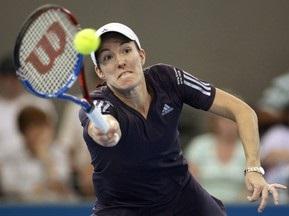 Брисбен WTA: Энен в первом матче после возращения обыграла Петрову