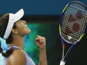 Брисбен WTA: Иванович начала с победы