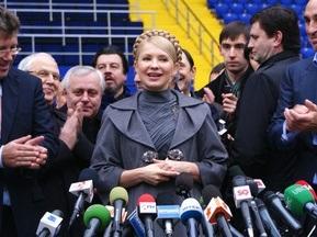 Тимошенко пожартувала про поляків та їхню підготовцку до Євро-2012