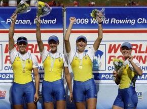 В 2009 году украинские спортсмены завоевали рекордное количество медалей