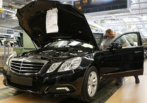 Филиал Daimler AG заплатит США $6,8 млн штрафа