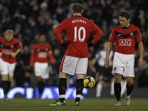Капелло: Танк Манчестер Юнайтед замедлил свой ход