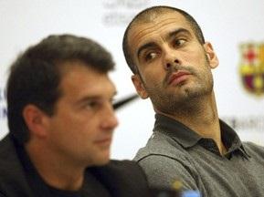 Гвардиола может уйти из Барселоны