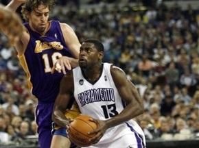 NBA: Короли дали бой Лейкерс