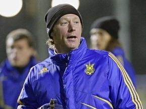ФФУ: Михайличенко уже не тренер збірної