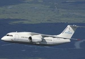 АНТК Антонова готовит к испытаниям новый самолет