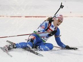 Поклюка-2009: Слепцова побеждает в спринте