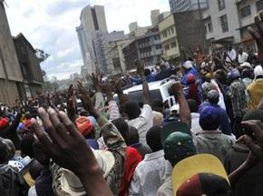 Сборная Эритреи по футболу исчезла в Кении
