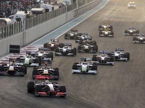 Все команды Формулы-1 представят новые болиды в один день