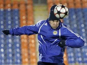 Шевченко: С Барселоной очень тяжело искать шансы