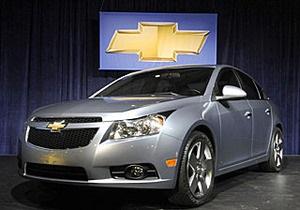Новым главой Chevrolet назначен Джеймс Кемпбэлл
