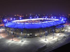 Євро-2012: ЗМІ порахували вартість українських стадіонів