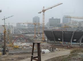 Євро-2012: Кабмін дозволив передоплату на підготовку інфраструктури в січні-березні 2010