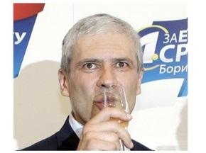 Президента Сербии оштрафовали за распитие спиртных напитков на стадионе