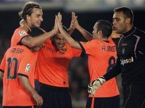 Примера: Реал добывает волевую победу над Альмерией, Барса дожимает Депортиво