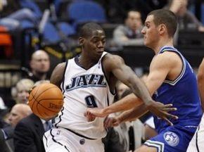 NBA: Джазмены уступили Миннесоте