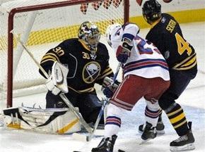 NHL: Клинки минимально уступили Рейнджерам