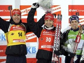 Остерсунд 2009: Бьорндален побеждает в спринте