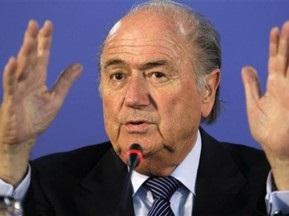 FIFA заплатит Ирландии моральную компенсацию