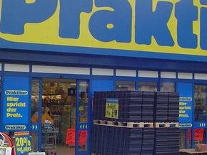 Ъ: Praktiker может закрыть свои магазины в Украине