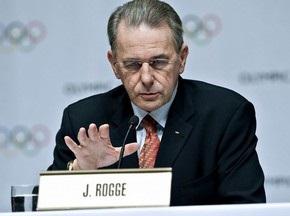 Президент МОК уверен, что Россия обеспечит безопасность во время Олимпиады-2014