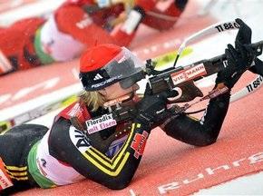 Биатлон: Магдалена Нойнер мечтает об олимпийском золоте