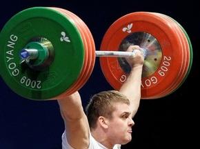 Украинцы завоевали девять наград на Чемпионате мира по тяжелой атлетике