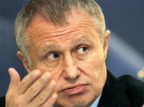 Вице-президент Шахтера требует отставки Григория Суркиса