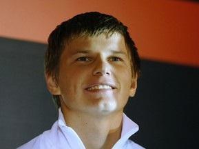 Аршавин не попал в Топ-10 номинантов на Золотой мяч-2009