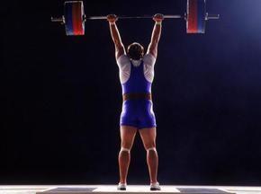Украинец берет серебро на ЧМ по тяжелой атлетике