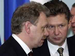 Дубина советует RosUkrEnergo обращаться с претензиями к Газпрому