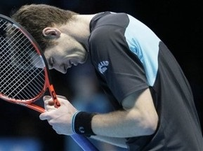 Мюррей опинився за бортом підсумкового турніру в Лондоні