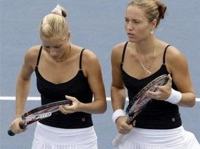 Сестри Бондаренко потраплять до числа сіяних на Australian Open-2010
