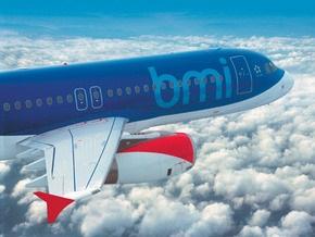 Авиакомпания bmi приостанавливает рейс Киев-Лондон