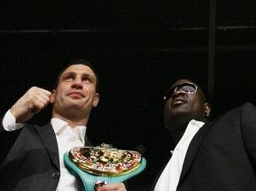 Поединок Кличко - Джонсон будет показан на канале HBO