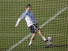 Роналдо сыграет с Цюрихом